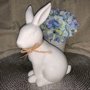 Bunny Spring Easter Ceramic  Tabletop Decor